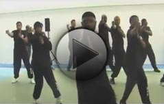 The Wing Chun School - Demo 1 for the school