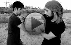 Sifu David & Sifu Dawud - Training